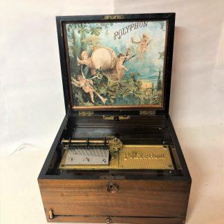Antique Music Boxes